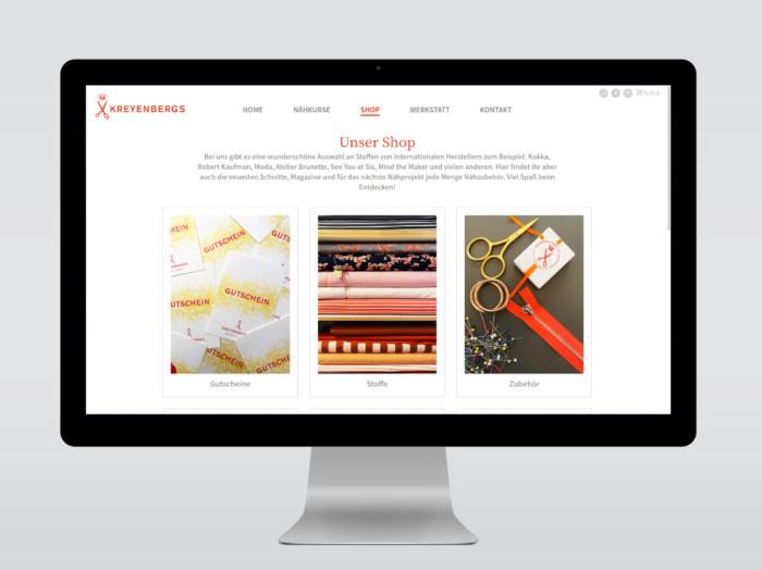Kreyenbergs Webshop