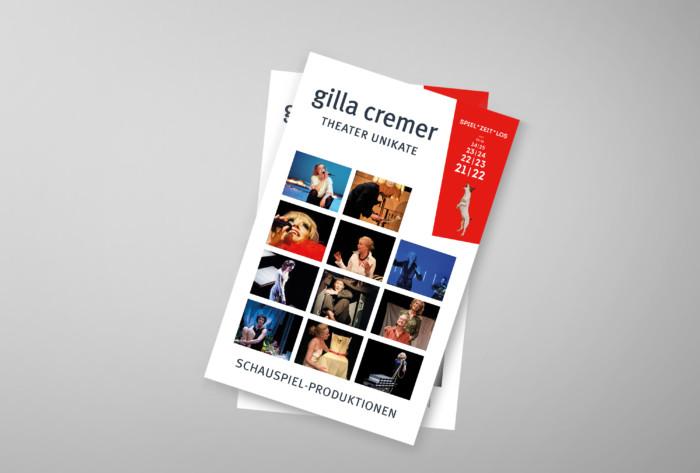 Gilla Cremers Werkschau